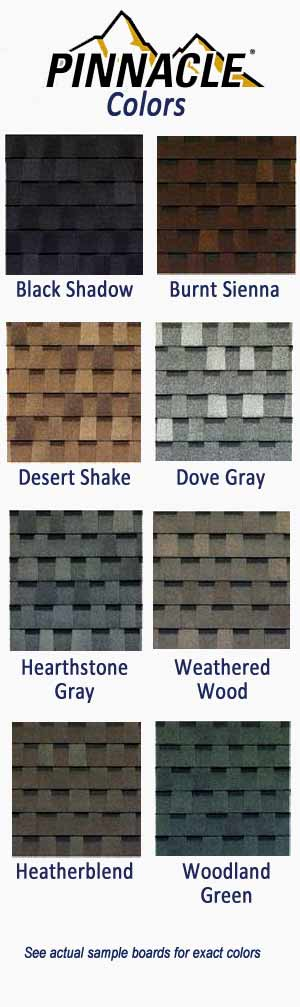Roof Color Selection Assistance