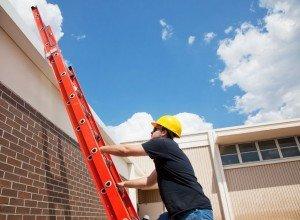 Safely Climb Ladder