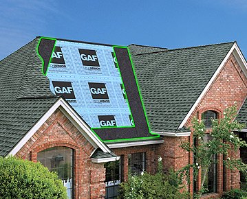 Roofing Ice & Water Shield