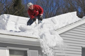 roof snow remove